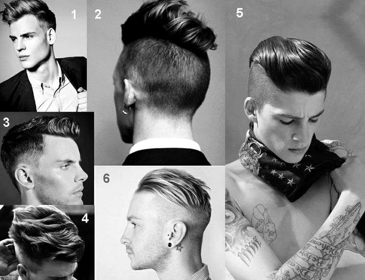 ►Atrevidos cortes de pelo para su uso en las fiestas de fin de año. ¿Cuál te harías?