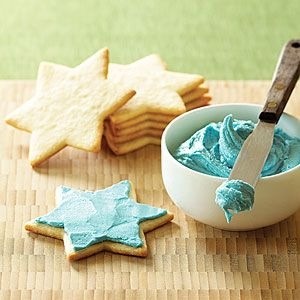 Our Favorite Cookie Frosting Recipe...esp if you accidentally double the butter:)