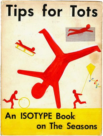 Isotype Revisited | 'Tips for tots'   Otto and Marie Neurath