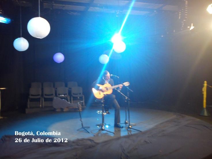 Pitingo en Bogotá-Colombia. Julio 2012