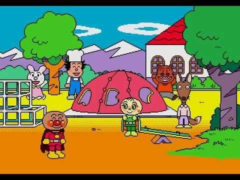 [PICO] それいけ!アンパンマン えいごとなかよし♪ ようちえんでABC❤ ゲーム Japanese Kids TV Animation A...
