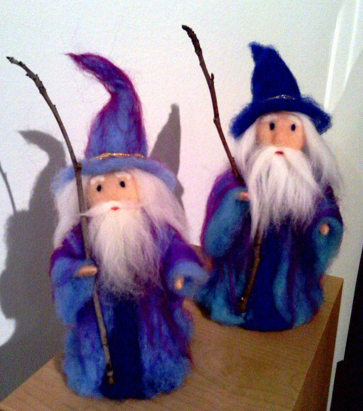 Van a una convención de magos que se celebra cerca...