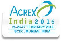 : Acrex India 2016 ::