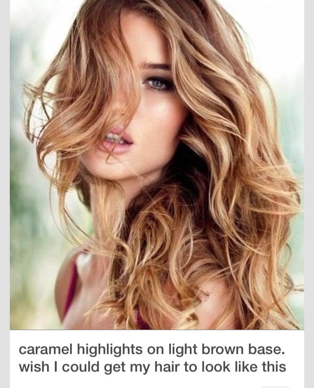 60 Looks with Caramel Highlights on Brown and Dark Brown ...
