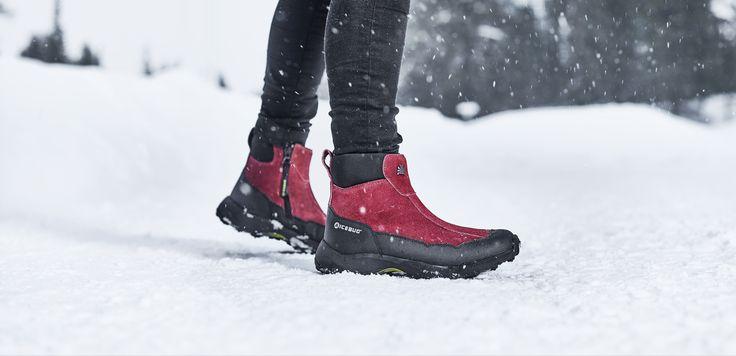 Bekväma promenadskor med vattenavvisande mocka som ger dina fötter komfort och trygghet. Skorna passar dig som älskar att uppleva friluftslivet och naturen utan att kompromissa på bekvämlighet och trygghet.