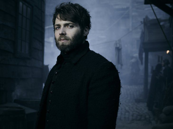 Pin for Later: 5 Salem TV Show Characters Who Are Based on Real People Cotton Mather