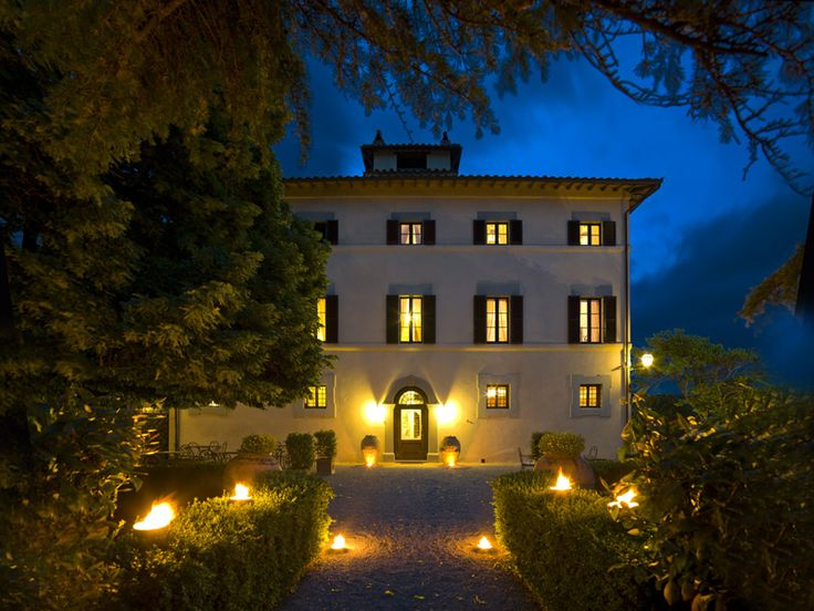 Can't wait to go here this summer! Villa di Monte Solare Perugia - Italy