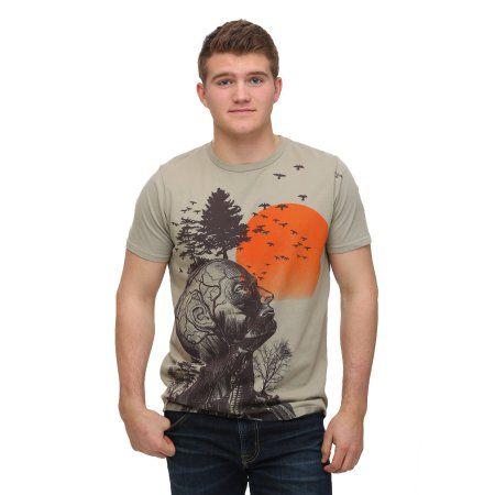 Buy Human Tree Hangover T-Shirt at Walmart.com