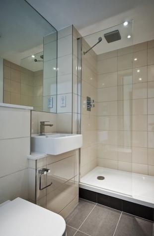 inspiracje - mała łazienka