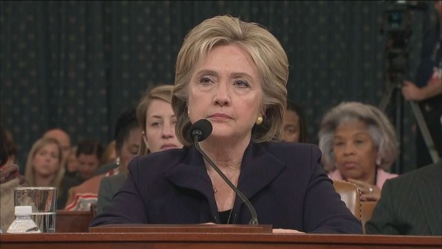 Killary's 5 Biggest Lies in Her Benghazi Testimony (not enough room to write about all of them ...)
