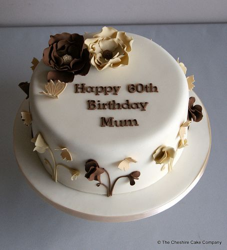 92 best images about cakes 60th birthday on pinterest for 60th birthday cake decoration