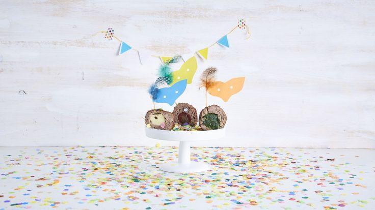 Gevulde gehaktballetjes - Libelle Lekker