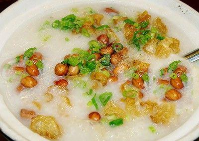 Tingzai Porridge