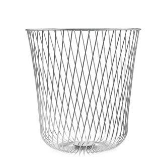 ALESSI「A Tempo」wire paper basket