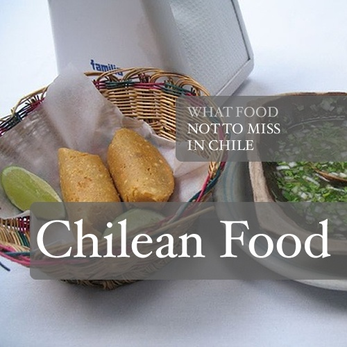 Chilean Food - Delicious! #food #travel #chile #chileanfood