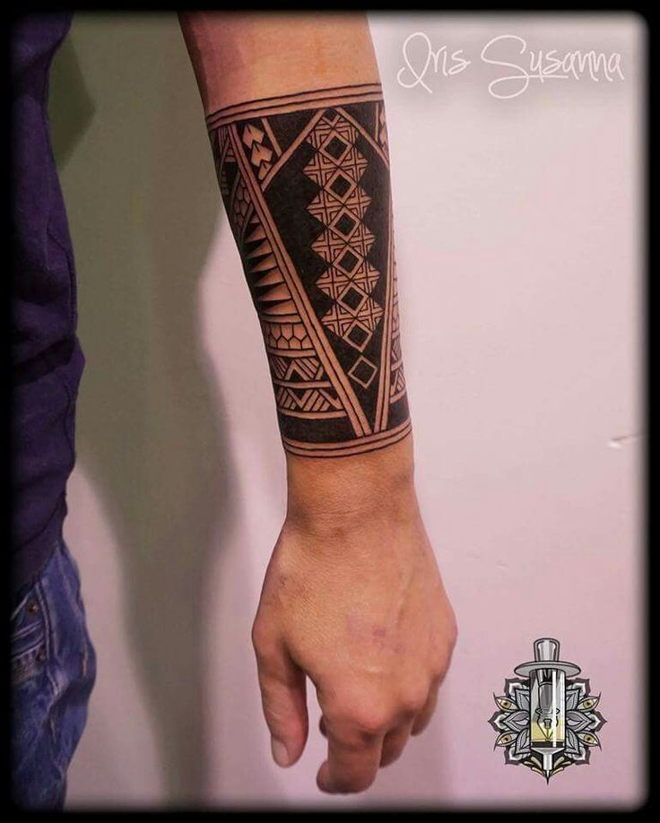 15 Tatuajes de brazaletes antebrazo