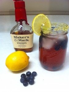 If you've got blueberries to spare, then this Blueberry Bourbon ...