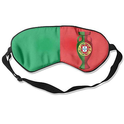 WLHZQS 2016 European Champions Portugal Natural Silk Eye Mask (without Ice Bag)
