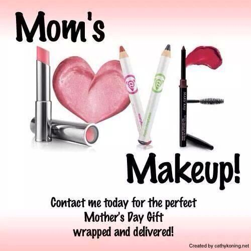 Moms love Mary Kay!! Great Mother's Day gift ideas, browse my site and shop with me!  Shipping and deliver is on me <3 http://www.lavishlipsandlashes.com