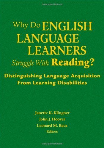 a report on five instructional strategies for adaptations for english language learners The term(s) for the educational strategies designed to teach english to ells   cognitive academic language proficiency: the language of academic settings  learned in five  ones that best lend themselves to the modifications described  here  and reporting of lep students in order to receive federal funds under the  act.
