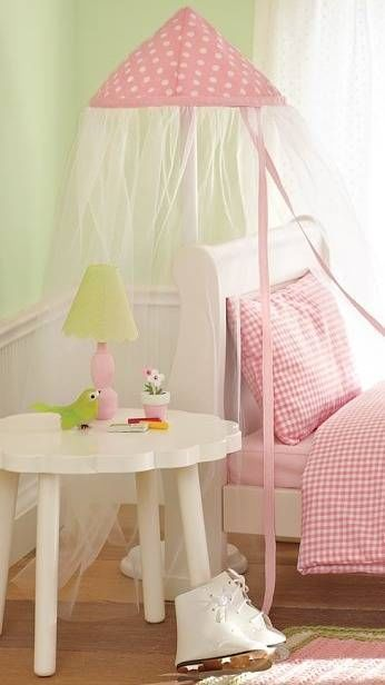 NEW Pottery Barn Kids Doll Bed Canopy #PotteryBarnKids