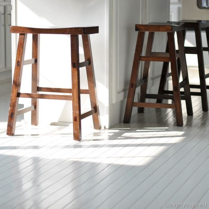 how to paint prefinished hardwood floors reveal 4
