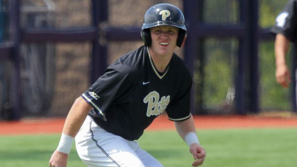 Pitt Closes Out Non-Conference Play at West Virginia - Pitt Baseball - PittsburghPanthers.com - Official Athletic Site of the University of Pittsburgh