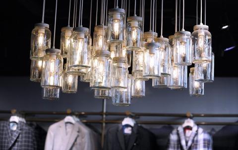 Lys/lampe av norges glass