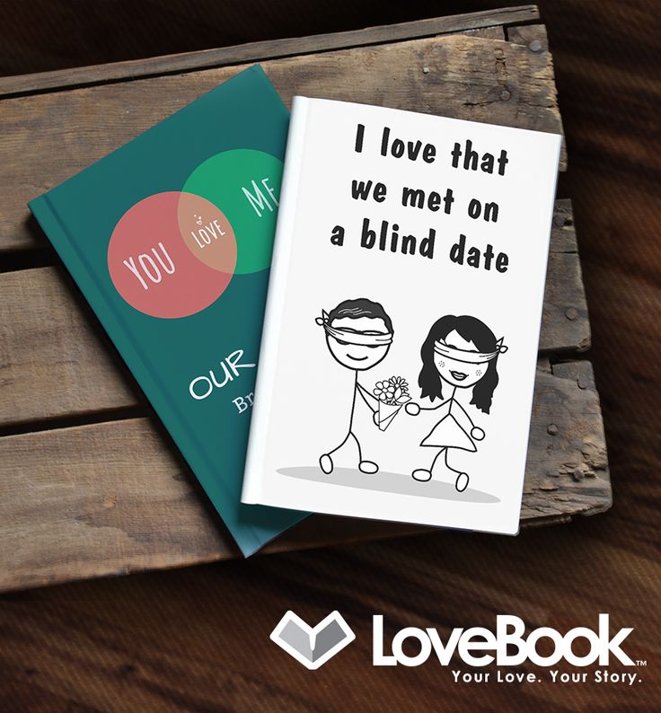 LoveBook is the most unique personalized gift idea you could ever give to someone you love.