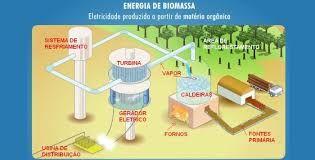 Resultado de imagem para energia biomassa como ela é usada