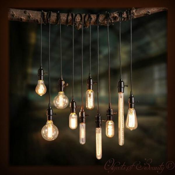 Buffalo Oversized Filament Light Bulb Old West And Old World Homes