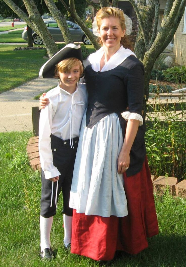 Colonial Costumes  sc 1 st  Pinterest : diy colonial costume  - Germanpascual.Com