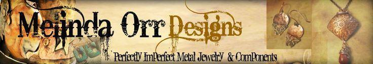 Melinda Orr Metal & Clay Jewelry Designs