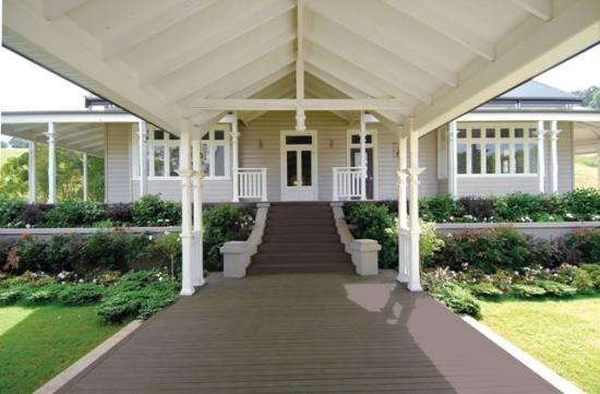australian timber home