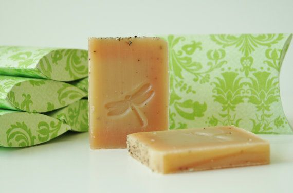 hand made soap - favour idea