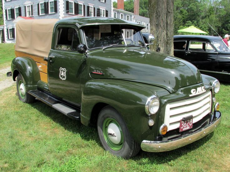 ◆1951 GMC US Forest Service Pick-Up◆