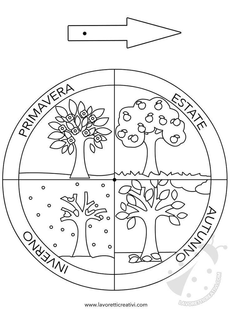 Calendario Del Tempo Scuola Infanzia.Calendario Del Tempo Scuola Infanzia Calendario 2020