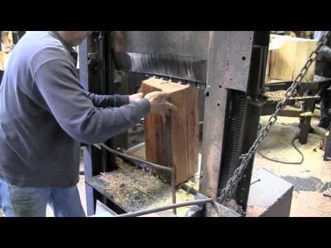 Best Video Yellow Cedar Barn Shakes On A Machine Cedar 400 x 300