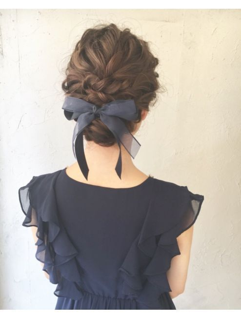 Lolo (Lolo) Angerufene Haare arrangieren – #abschl…