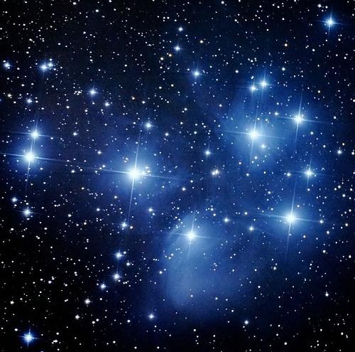 Pleiades - seven sisters