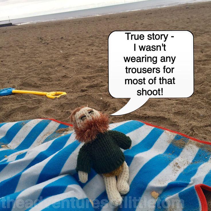 #TomHardy #wales #conwy #beach #uk #travel #locke #IvanLocke