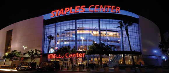staples center   STAPLES Center Los Angeles, California - L.A. LIVE