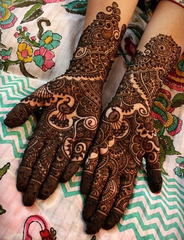 Henna Tattoo And Nut Allergy: 147 Best Images About Mehandi Designs On Pinterest