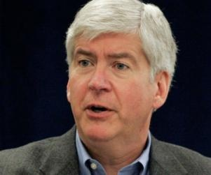 Michigan Governor Rick Snyder Signs Controversial New Law for Abortion Clinics http://www.opposingviews.com/i/politics/abortion/michigan-governor-rick-snyder-signs-controversial-new-law-abortion-clinics