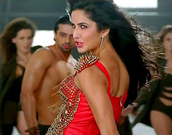 Katrina Kaif in Dhoom Machale Song