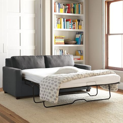 Henry r sleeper sofa - Queen bed for small spaces ...