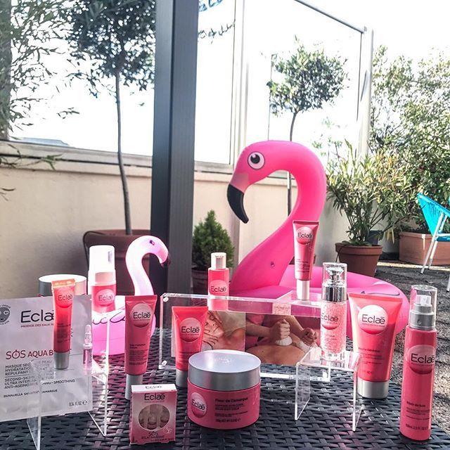 Découverte et validation du soin visage @Eclae à découvrir bientôt en spa 👌🏻un article sur les produits de la marque vous plairait ? . . . . . . . #eclae #blogueusebeaute  #soinvisage #spa