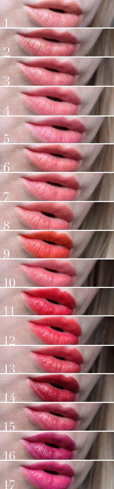 ALABASTER MAEDCHEN: ILIA Beauty Swatches Tinted Lip Conditioners & Lipsticks #lipstickswatches #iliabeauty #makeup
