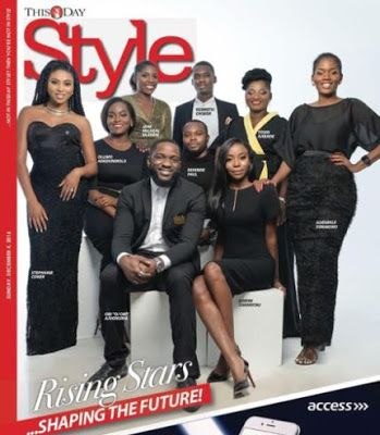 Nominees of The Future Awards Africa 2016 take Thisday Style!    Finally we get a look at (some of) the nominees of The Future Awards Africa 2016! Africa's biggest youth event has been teasing us with announcements for a few days now; the height of this being only 8 of the nominees in the country's biggest weekend magazine.The final list of over 100 nominees across 21 categories will be released later this afternoon on Ebony Life TV Channels TV and ON TV at 3PM. We can't wait to see everyone…