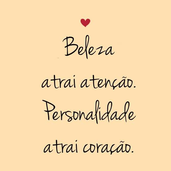 Frase perfeita!!!!